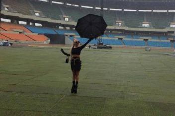 seoul stadium pre show